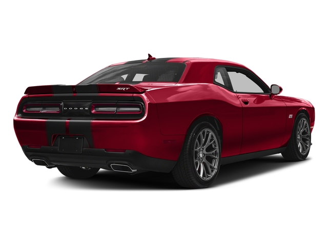 Torred Clearcoat 2016 Dodge Challenger Pictures Challenger Coupe 2D SRT 392 V8 photos rear view