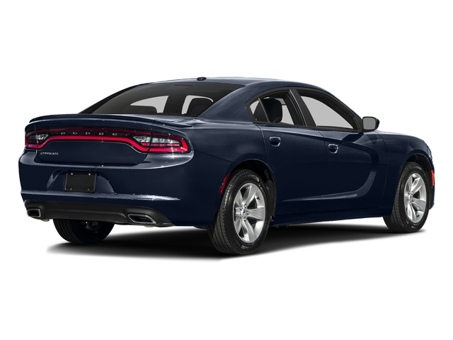 Jazz Blue Pearlcoat 2016 Dodge Charger Pictures Charger Sedan 4D SE AWD V6 photos rear view