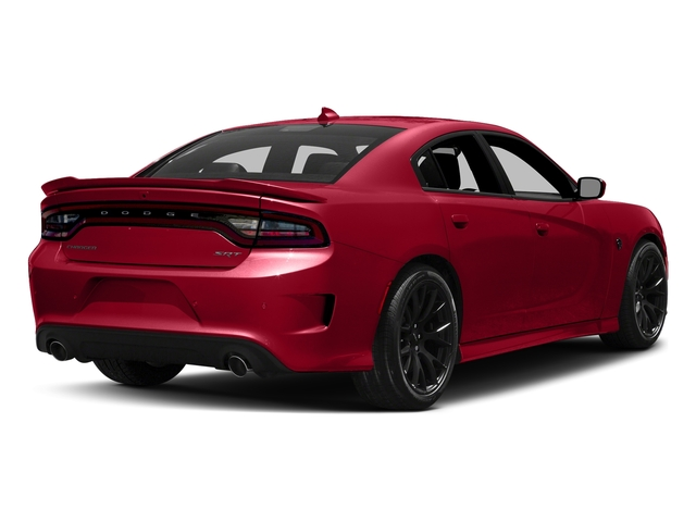 Torred Clearcoat 2016 Dodge Charger Pictures Charger Sedan 4D SRT Hellcat V8 Supercharged photos rear view