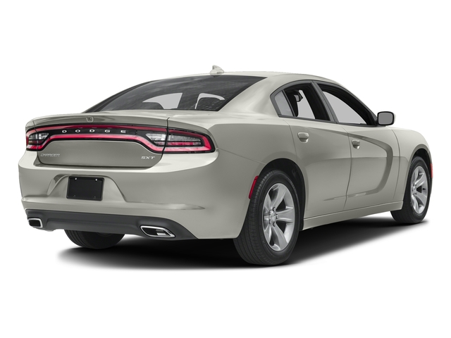 Ivory Tri-Coat Pearl 2016 Dodge Charger Pictures Charger Sedan 4D SXT AWD V6 photos rear view