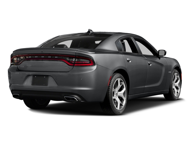 Granite Pearlcoat 2016 Dodge Charger Pictures Charger Sedan 4D R/T Road & Track V8 photos rear view