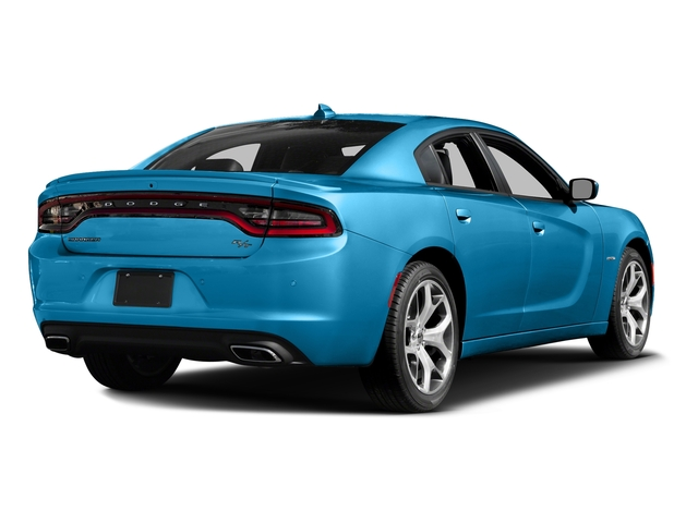 B5 Blue Pearlcoat 2016 Dodge Charger Pictures Charger Sedan 4D R/T Road & Track V8 photos rear view