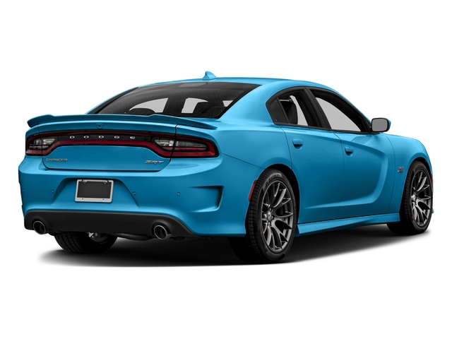 B5 Blue Pearlcoat 2016 Dodge Charger Pictures Charger Sedan 4D SRT 392 V8 photos rear view