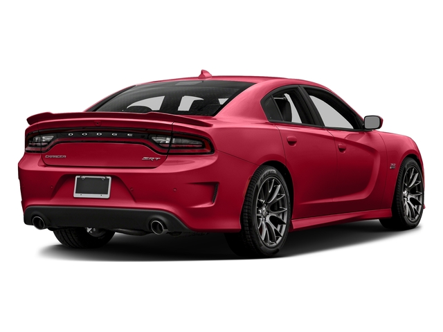 Torred Clearcoat 2016 Dodge Charger Pictures Charger Sedan 4D SRT 392 V8 photos rear view
