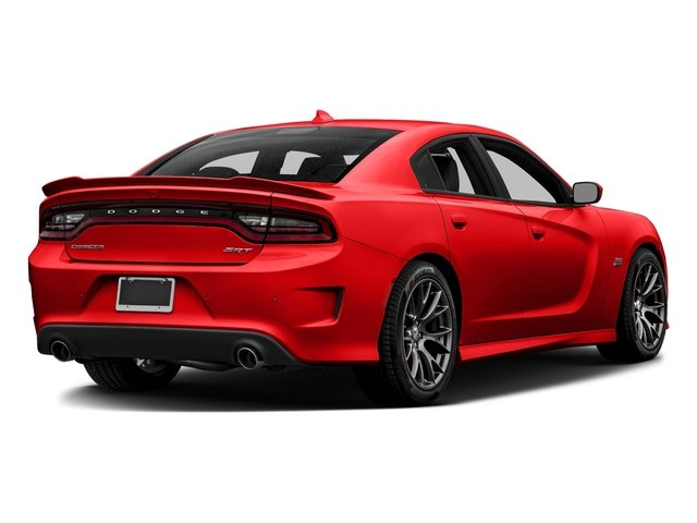 Go Mango 2016 Dodge Charger Pictures Charger Sedan 4D SRT 392 V8 photos rear view