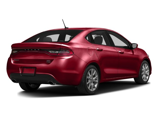 Redline 2 Coat Pearl 2016 Dodge Dart Pictures Dart Sedan 4D SXT Sport I4 photos rear view