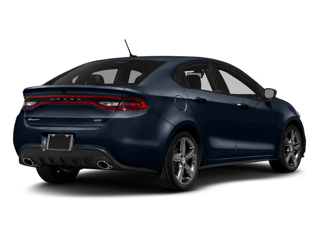 True Blue Pearlcoat 2016 Dodge Dart Pictures Dart Sedan 4D GT Sport I4 photos rear view