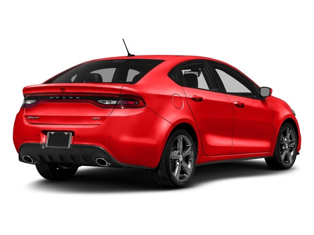 Go Mango 2016 Dodge Dart Pictures Dart Sedan 4D GT I4 photos rear view