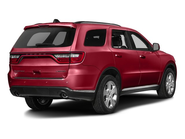 Redline 2 Coat Pearl 2016 Dodge Durango Pictures Durango Utility 4D SXT 2WD V6 photos rear view