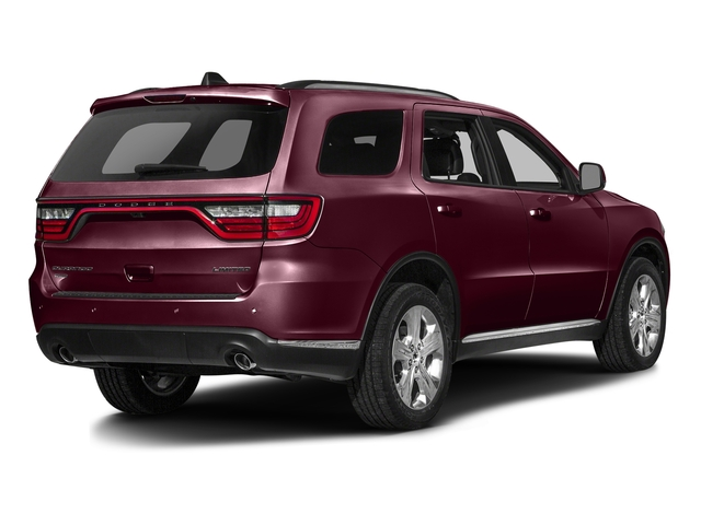Red Pearl Coat 2016 Dodge Durango Pictures Durango Utility 4D SXT 2WD V6 photos rear view