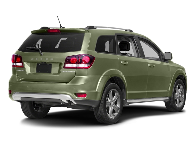 Verde Oliva (Olive Green) 2016 Dodge Journey Pictures Journey Utility 4D Crossroad 2WD I4 photos rear view