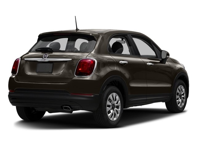 Bronzo Magnetico (Bronze Metallic) 2016 FIAT 500X Pictures 500X Utility 4D Easy 2WD I4 photos rear view