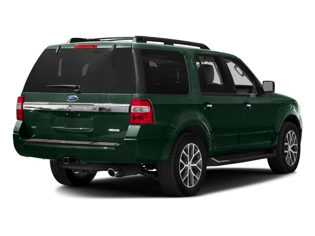 Green Gem Metallic 2016 Ford Expedition Pictures Expedition Utility 4D XL 2WD V6 Turbo photos rear view