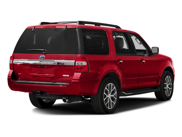 Race Red 2016 Ford Expedition Pictures Expedition Utility 4D XL 4WD V6 Turbo photos rear view