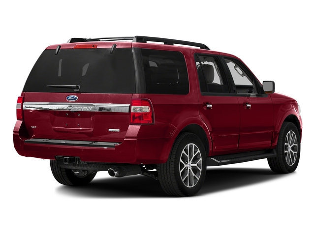 Ruby Red Metallic Tinted Clearcoat 2016 Ford Expedition Pictures Expedition Utility 4D XLT 4WD V6 Turbo photos rear view