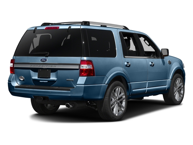 Blue Jeans Metallic 2016 Ford Expedition Pictures Expedition Utility 4D King Ranch 4WD V6 Turbo photos rear view