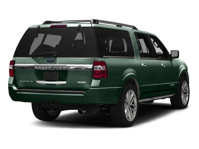 Green Gem Metallic 2016 Ford Expedition EL Pictures Expedition EL Utility 4D Platinum 4WD V6 Turbo photos rear view