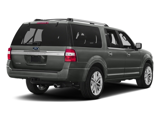 Magnetic Metallic 2016 Ford Expedition EL Pictures Expedition EL Utility 4D Limited 4WD V6 Turbo photos rear view