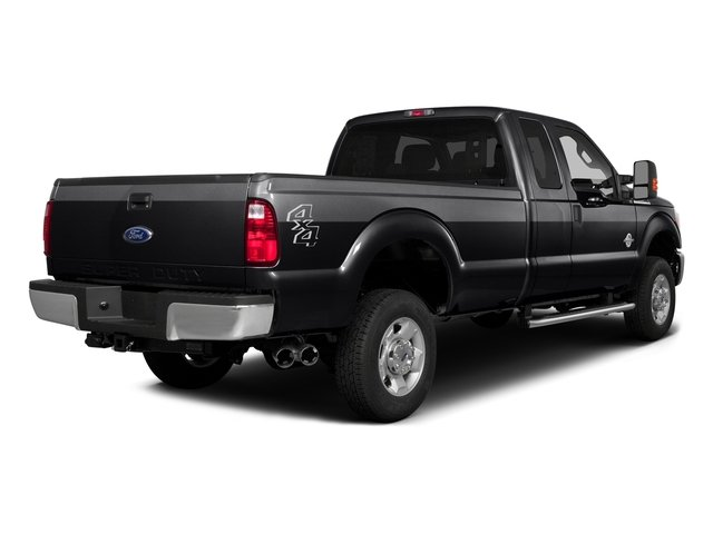 Shadow Black 2016 Ford Super Duty F-350 DRW Pictures Super Duty F-350 DRW Supercab XLT 2WD photos rear view