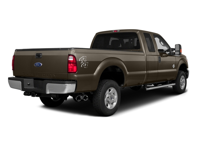 Caribou Metallic 2016 Ford Super Duty F-350 DRW Pictures Super Duty F-350 DRW Supercab XLT 4WD photos rear view