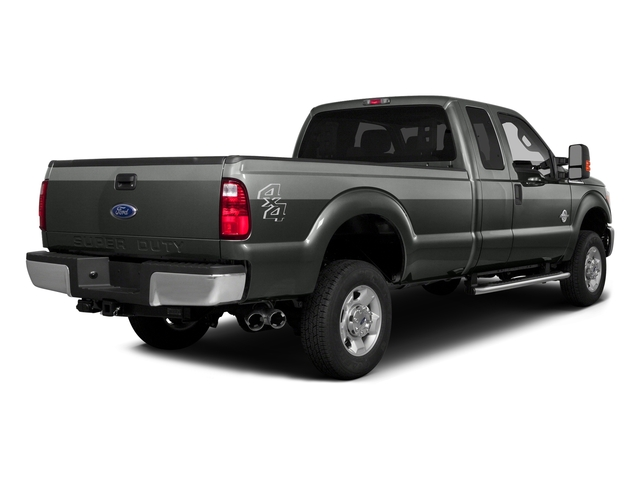 Magnetic Metallic 2016 Ford Super Duty F-350 DRW Pictures Super Duty F-350 DRW Supercab XLT 2WD photos rear view