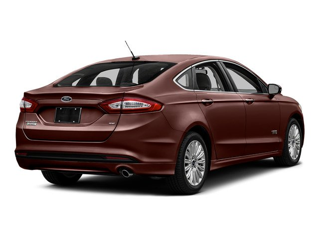 Bronze Fire Metallic Tinted Clearcoat 2016 Ford Fusion Energi Pictures Fusion Energi Sedan 4D SE Energi I4 Hybrid photos rear view