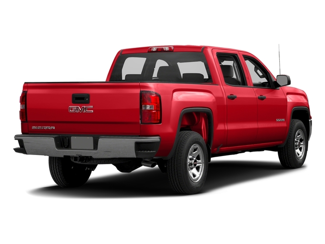 Cardinal Red 2016 GMC Sierra 1500 Pictures Sierra 1500 Crew Cab 4WD photos rear view