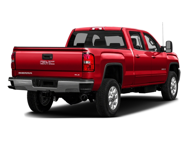 Cardinal Red 2016 GMC Sierra 3500HD Pictures Sierra 3500HD Crew Cab 2WD photos rear view