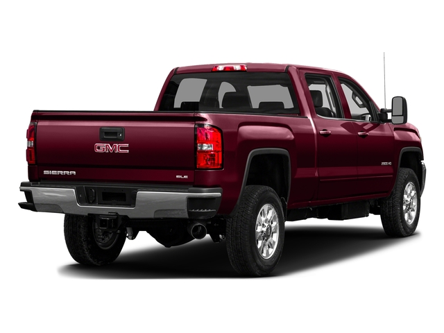 Deep Garnet Metallic 2016 GMC Sierra 3500HD Pictures Sierra 3500HD Crew Cab 2WD photos rear view