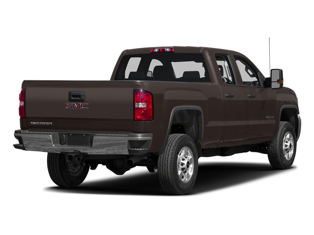 Mahogany Metallic 2016 GMC Sierra 2500HD Pictures Sierra 2500HD Extended Cab 4WD photos rear view