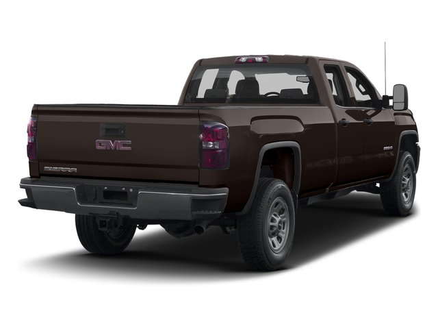 Mahogany Metallic 2016 GMC Sierra 3500HD Pictures Sierra 3500HD Extended Cab 2WD photos rear view