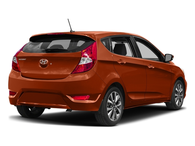 Vitamin C Pearl 2016 Hyundai Accent Pictures Accent Hatchback 5D Sport I4 photos rear view
