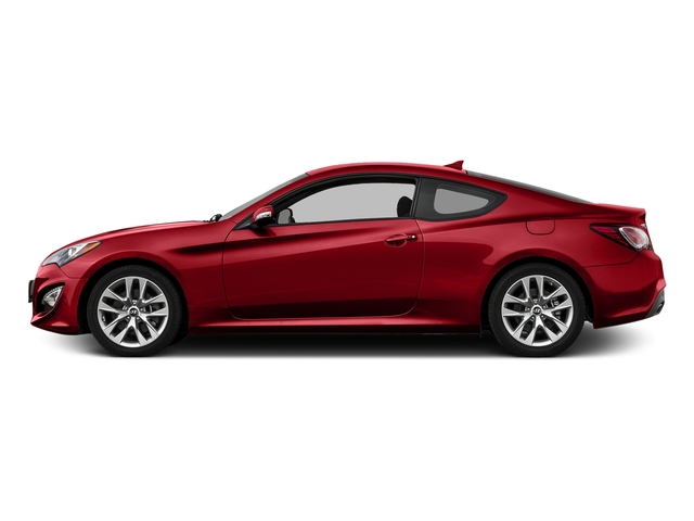 Tsukuba Red 2016 Hyundai Genesis Coupe Pictures Genesis Coupe 2D Ultimate V6 photos rear view