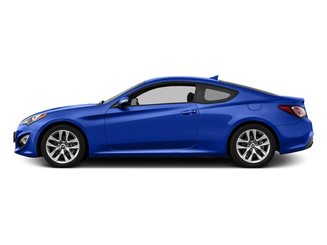 Ibiza Blue Pearl 2016 Hyundai Genesis Coupe Pictures Genesis Coupe 2D Ultimate V6 photos rear view