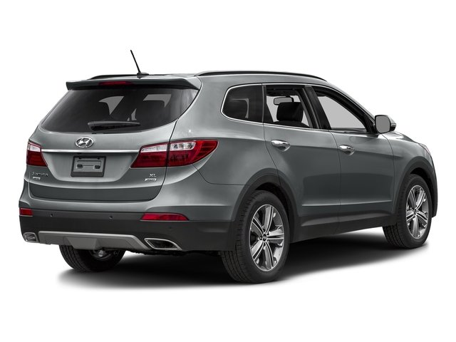 Iron Frost 2016 Hyundai Santa Fe Pictures Santa Fe Utility 4D Limited AWD photos rear view