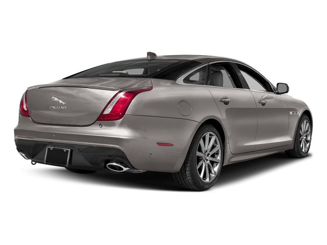 Ingot 2016 Jaguar XJ Pictures XJ Sedan 4D V8 Supercharged photos rear view