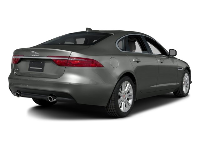 Ammonite Gray Metallic 2016 Jaguar XF Pictures XF Sedan 4D 35t Premium V6 Supercharged photos rear view