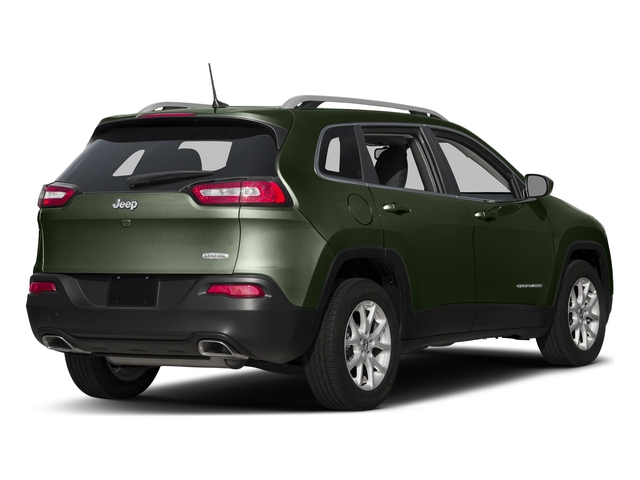 Recon Green Clearcoat 2016 Jeep Cherokee Pictures Cherokee Utility 4D Altitude 2WD photos rear view