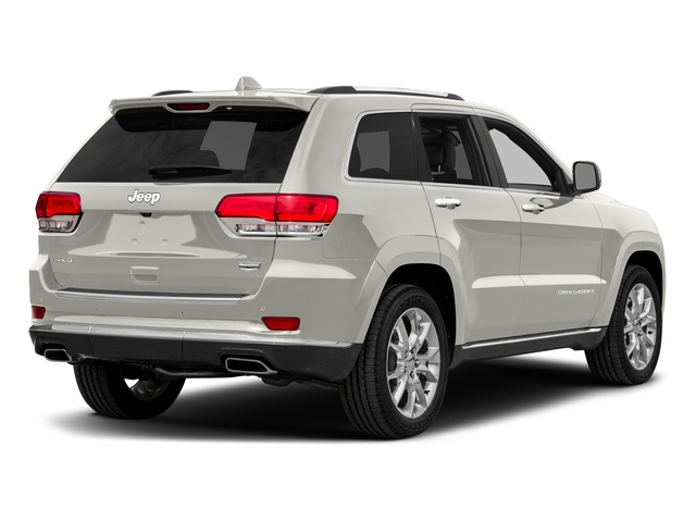 Ivory 3-Coat 2016 Jeep Grand Cherokee Pictures Grand Cherokee Utility 4D Summit Diesel 2WD photos rear view