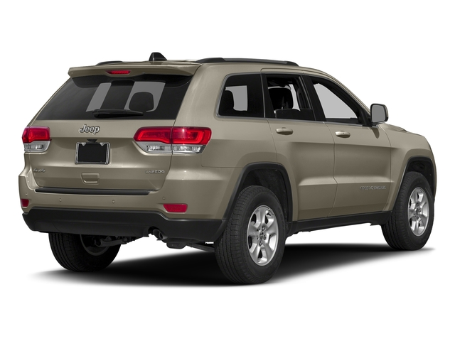 Light Brownstone Pearlcoat 2016 Jeep Grand Cherokee Pictures Grand Cherokee Utility 4D Laredo 4WD photos rear view