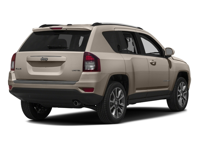 Mojave Sand Clearcoat 2016 Jeep Compass Pictures Compass Utility 4D Sport 4WD photos rear view