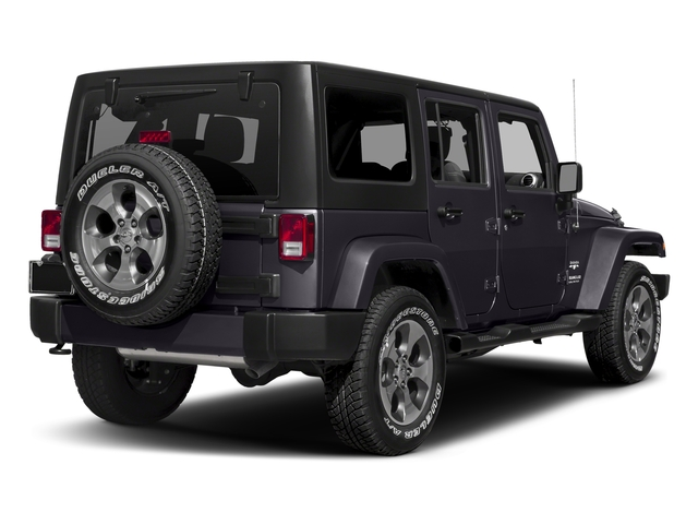 Rhino Clearcoat 2016 Jeep Wrangler Unlimited Pictures Wrangler Unlimited Utility 4D Unlimited Sahara 4WD V6 photos rear view