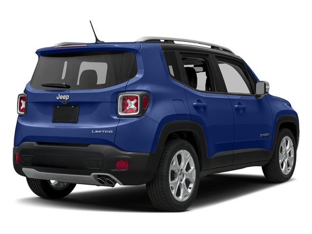 Jetset Blue 2016 Jeep Renegade Pictures Renegade Utility 4D Limited AWD I4 photos rear view