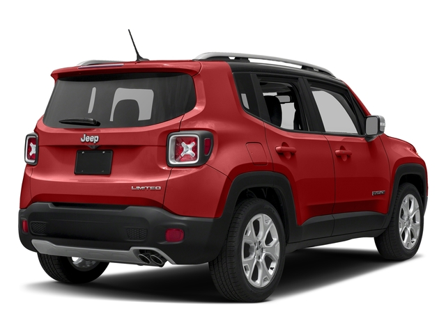 Colorado Red 2016 Jeep Renegade Pictures Renegade Utility 4D Limited AWD I4 photos rear view
