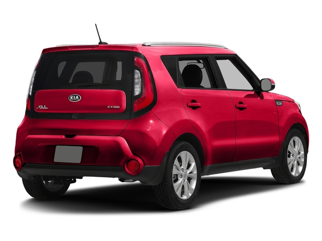 Inferno Red 2016 Kia Soul Pictures Soul Wagon 4D ! I4 photos rear view