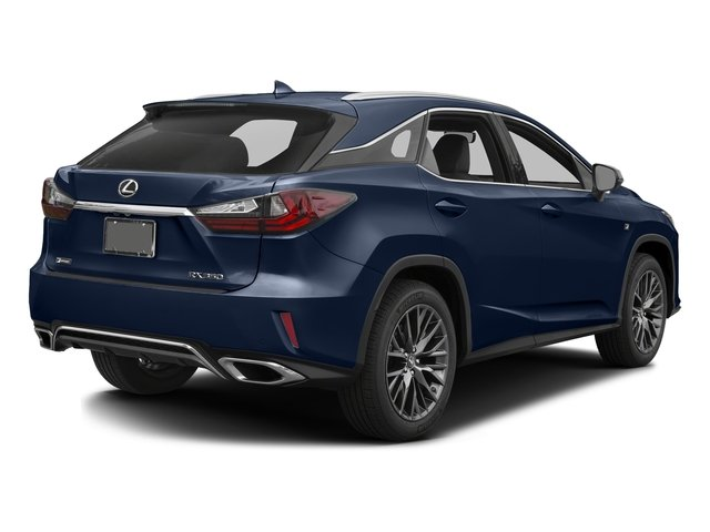 Nightfall Mica 2016 Lexus RX 350 Pictures RX 350 Utility 4D AWD V6 photos rear view