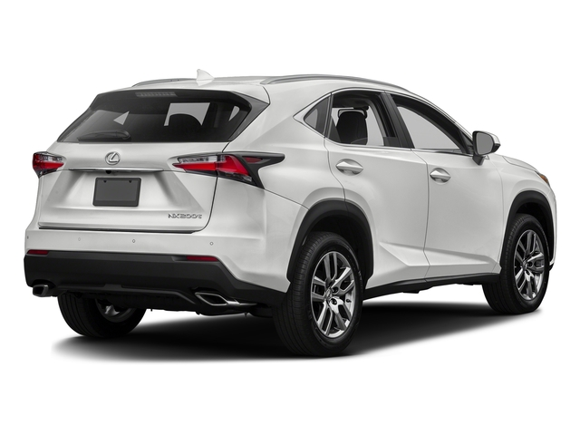 Eminent White Pearl 2016 Lexus NX 200t Pictures NX 200t Utility 4D NX200t 2WD I4 Turbo photos rear view