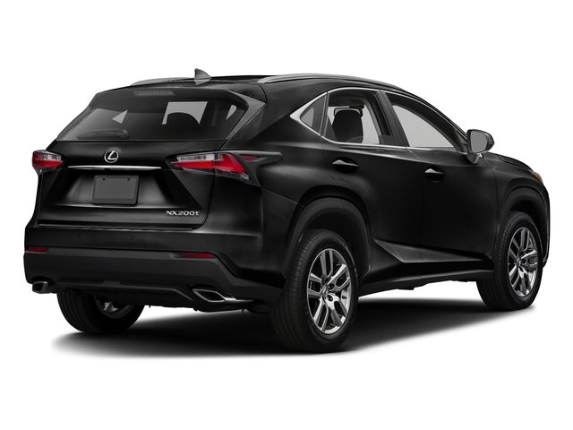 Obsidian 2016 Lexus NX 200t Pictures NX 200t Utility 4D NX200t 2WD I4 Turbo photos rear view