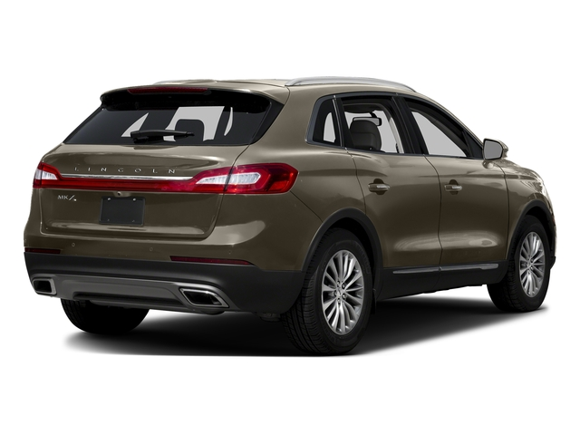 Chroma Elite Light Brown (Chromoflare) 2016 Lincoln MKX Pictures MKX Utility 4D Black Label 2WD V6 photos rear view