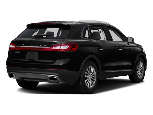 Black Tie 2016 Lincoln MKX Pictures MKX Utility 4D Black Label 2WD V6 photos rear view